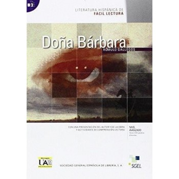 Doña Bárbara B2 + CD...