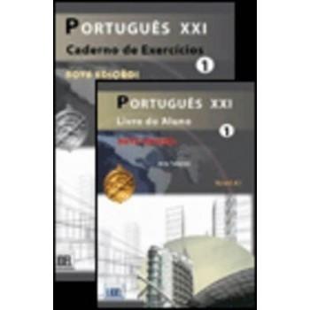 Portugues XXI A1 Pack Livro...