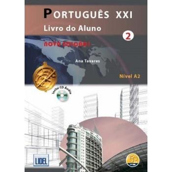 Portugues XXI A2 Livro +...