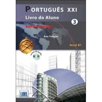 Portugues XXI B1 3 Pack:...