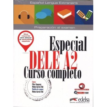 Especial DELE A2 + CD Curso...