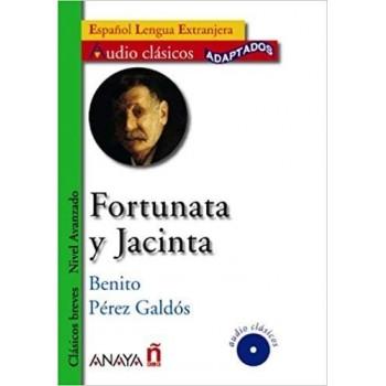 Fortunata y Jacinta B2 + CD...