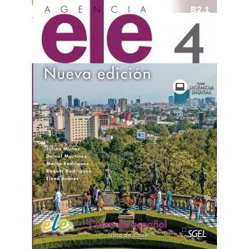 Agencia ELE 4 B2.1 Alumno +...