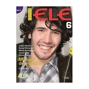 Agencia ELE 6 B2.2 Alumno + CD
