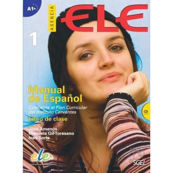 Agencia ELE 1 A1 Alumno + CD