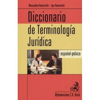 Diccionario de terminología...