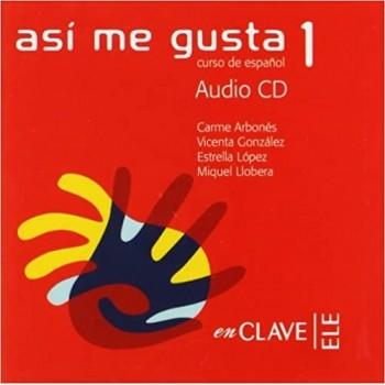 Así me gusta 1 A1-A2 CD