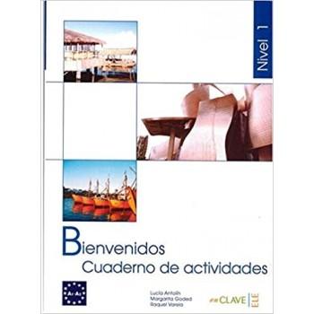 Bienvenidos 1 Actividades