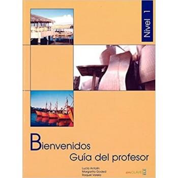Bienvenidos 1 Profesor