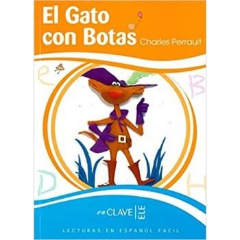 El Gato con botas B1+ CD...