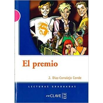 El premio B2 Lecturas...