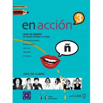 En acción 3 B2 Alumno + audio