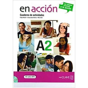 En acción A2 Actividades + CD