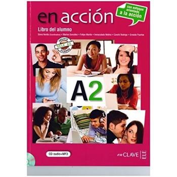 En acción A2 Alumno + CD + mp3