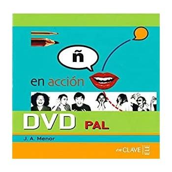 En acción DVD 1 A1-B1 y 2 PAL