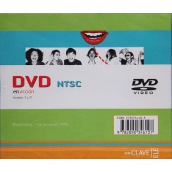 En acción DVD 1 A1-B1 y 2 NTSC