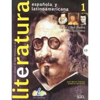 Literatura española y...