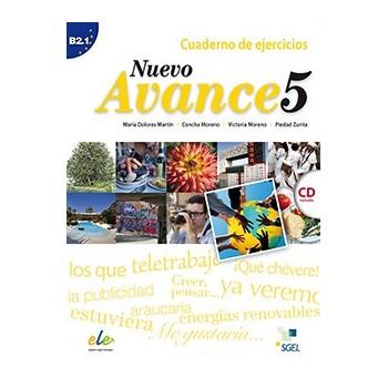 Nuevo Avance 5 B2.1...