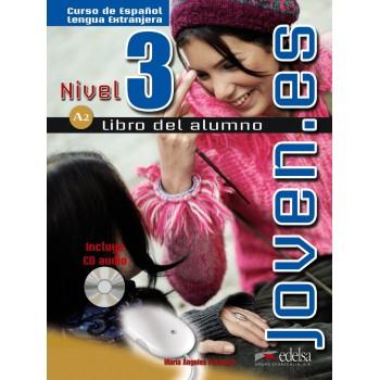 Joven.es 3 A2 Alumno + CD