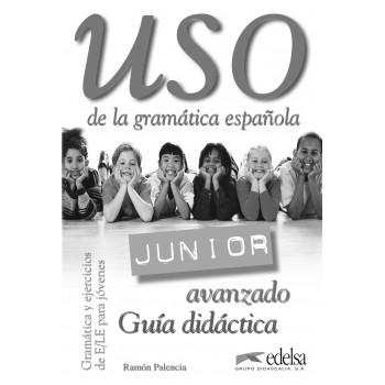 Uso junior avanzado Guia +...
