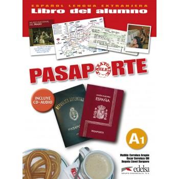 Pasaporte 1 ELE A1 Alumno + CD