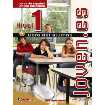 Joven.es 1 A1 Alumno + CD