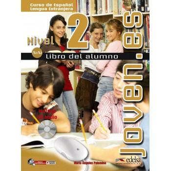 Joven.es 2 A1/A2 Alumno + CD