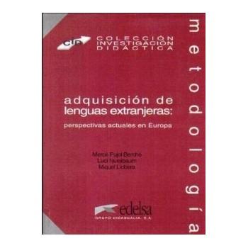 Adquisición de lenguas...