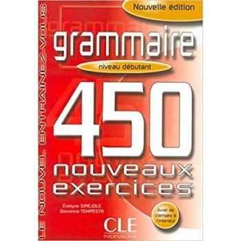 Grammaire 450 Nouveaux...