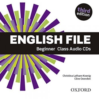 English File Beginner...