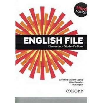 English File Elementary SB...