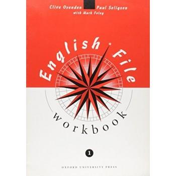 English File workbook 1