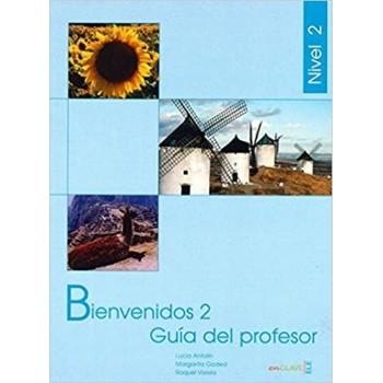 Bienvenidos 2 B1 Profesor
