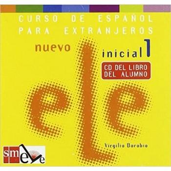 Nuevo ELE inicial 1 CD Alumno