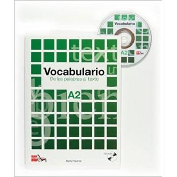 Vocabulario de las palabras...
