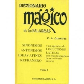 Diccionario mágico de las...