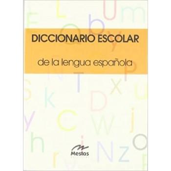 Diccionario escolar de la...
