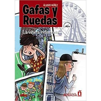 Gafas y Ruedas: La viñeta...