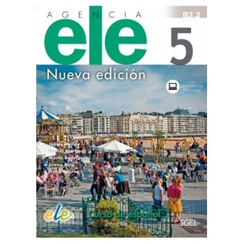 Agencia ELE 5 B2.2 Alumno +...