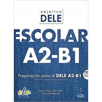 Objetivo DELE escolar A2-B1
