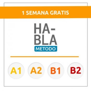 Método Habla A1-A2-B1-B2...