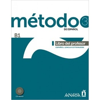 Método 3 B1 Profesor