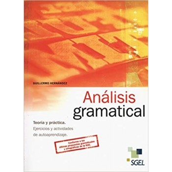 Análisis gramatical Teoria...