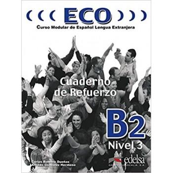 Eco 3 B2+ Cuaderno de...