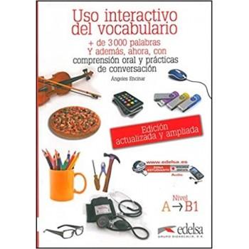 Uso interactivo vocabulario...