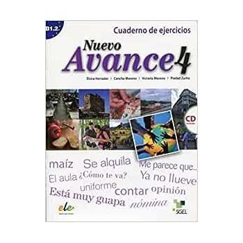 Nuevo Avance 4 B1.2...