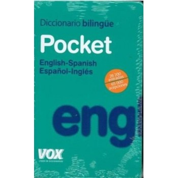 Diccionario bilingue Pocket...