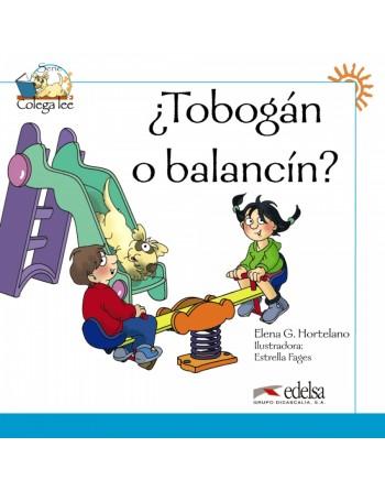 ¿Tobogan o balancín? Colega...