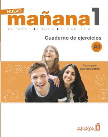 Nuevo Mañana 1 A1 Cuaderno...