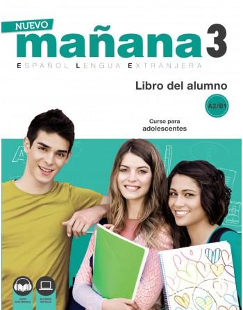 Nuevo Mañana 3 A2-B1 Libro...